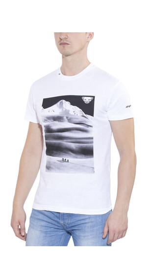 Dynafit First Track CO SS Tee Men white/meteorite